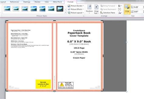 book templates for self publishing and next comes l