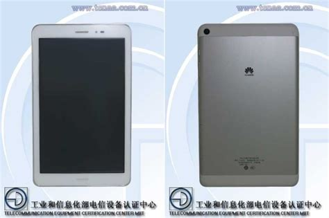 Hp Huawei Entry Level Huawei T1 T1 823l Is An Entry Level Tablet That Got Certified By Tenaa Feels Like Bigger