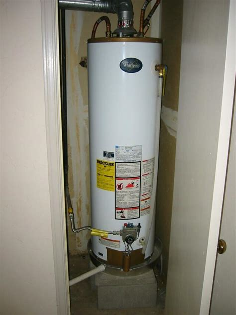 Indoor Plumbing Invented by Water Heater Info Get To Your Water Heater