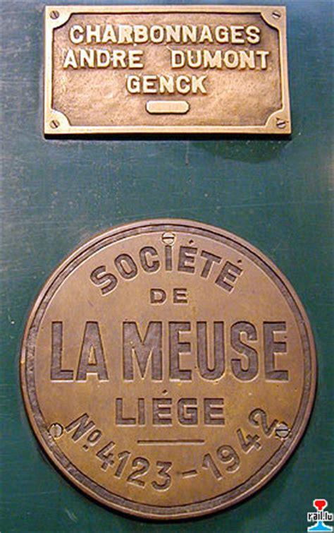 Plaque De Liege 1942 plaques de construction