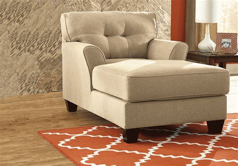 chaise overstock laryn khaki chaise lexington overstock warehouse