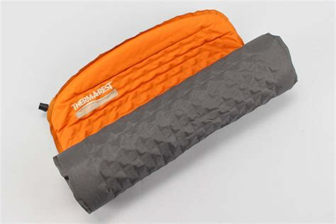 thermarest chair pad preparation cing and hiking equipment adventure x