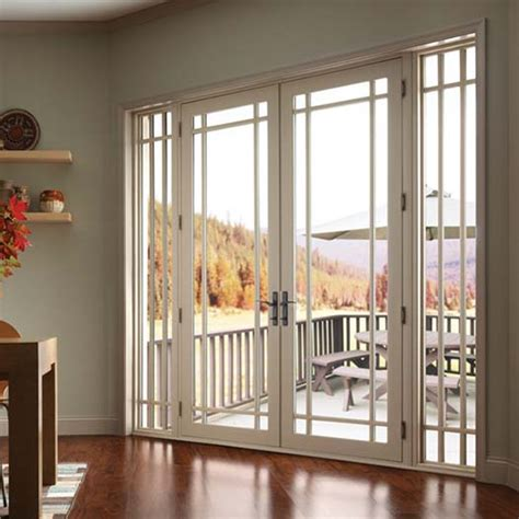vinyl sliding patio door prices bifold doors interior prices