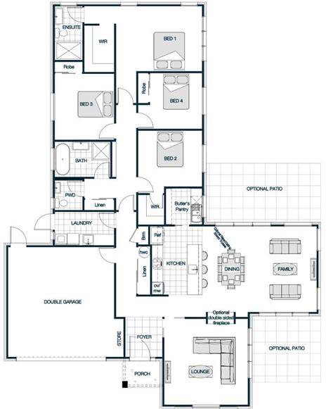 stonewood homes floor plans rosedale stonewood homes