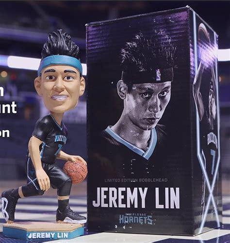 Charlotte Hornets Giveaway 2017 - jeremy lin bobblehead charlotte hornets 3 12 2016 stadium giveaway exchange