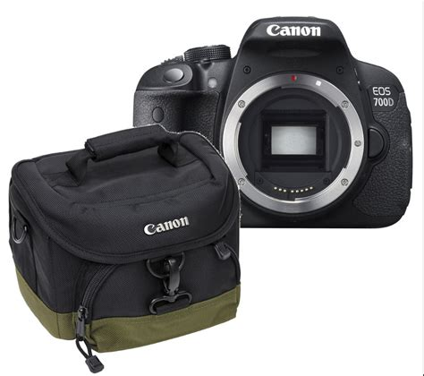 canon eos 700d bag canon eos 700d dslr only with 100eg deluxe