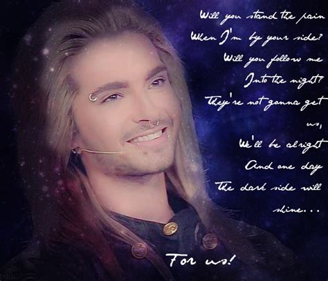 The Side Of The Sun bill kaulitz wallpaper side of the sun by sophie483