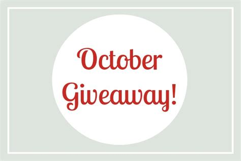 october giveaway win this awesome packing organizer - October Giveaway