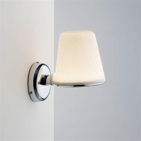 ip lights for bathrooms nordlux ip s8 bathroom led wall light chrome