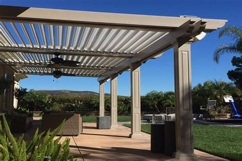 Motorized Retractable Awnings: Expand Your Outdoor Living