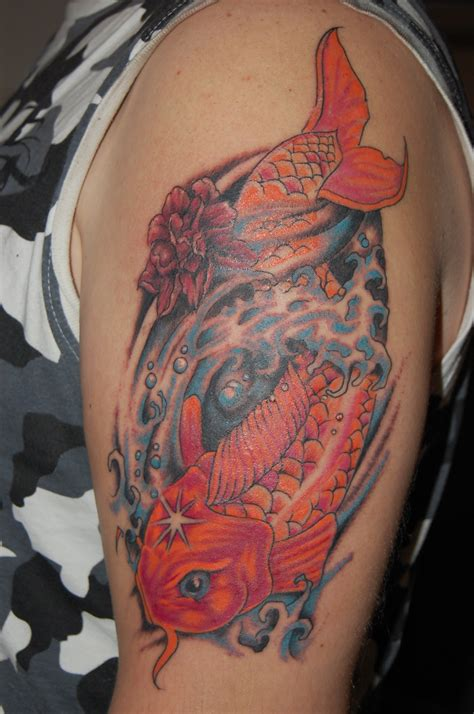 picture of tattoos 100 s of koi design ideas picture gallery
