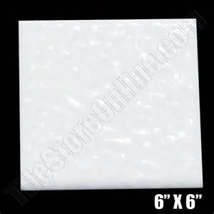 daltile 0400 mayan white 6 x 6 semi gloss dal tile