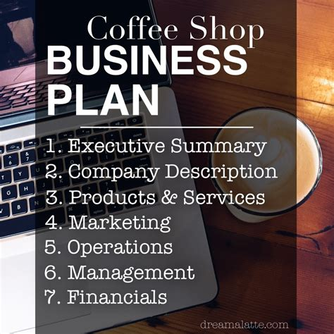 coffee shop design proposal coffee shop business plan executive summary dream a latte