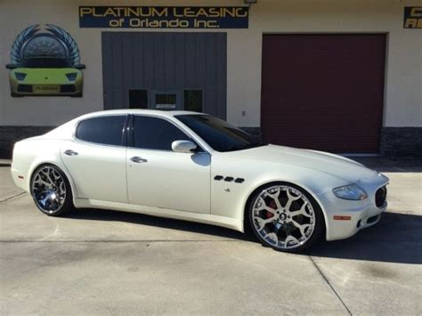 2005 Maserati Quattroporte Review by 17 Best Ideas About 2005 Maserati Quattroporte On