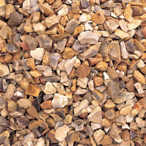Golden Gravel Decorative by Golden Gravel 20mm Bulk Bag