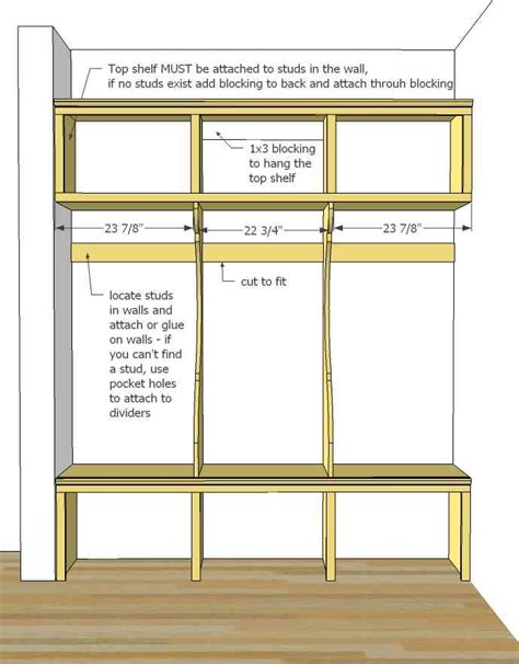 mudroom dimensions mudroom plans designs decor ideasdecor ideas