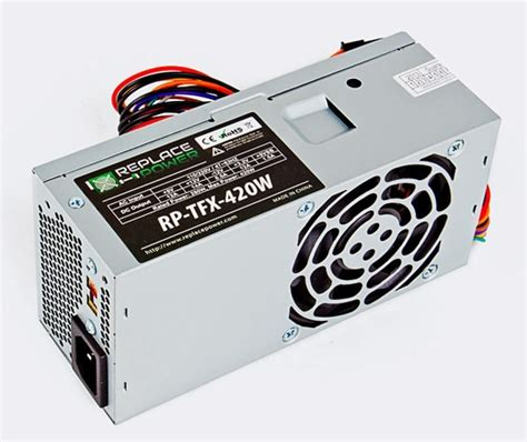Power Supy 5v 5a Murah Kecil replacepower 420 watt mini itx tfx power supply