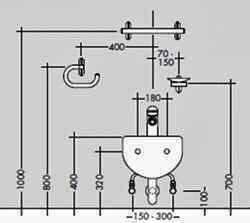 Bidet Wasseranschluss by Installationsma 223 E Damit Alles Passt