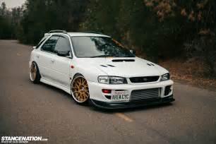 Rhd Subaru Refined Modesty Kenji Rhd Subaru Wrx Sti