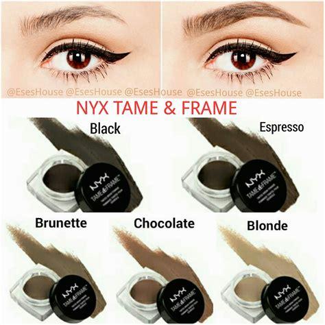 Jual Pomade Eyebrow jual nyx frame brow pomade alis eyebrow