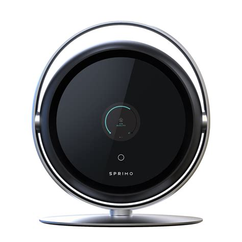 sprimo personal air purifier angellist