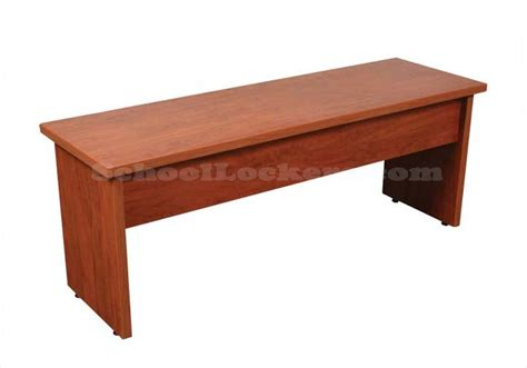 laminate benches 15 quot wide laminate bench schoollockers com
