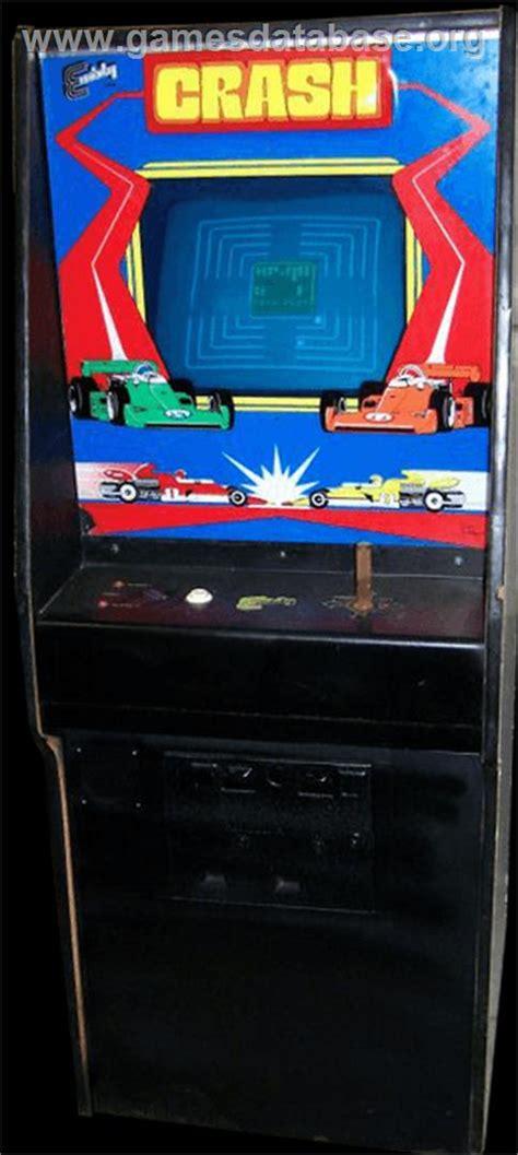 smash arcade database
