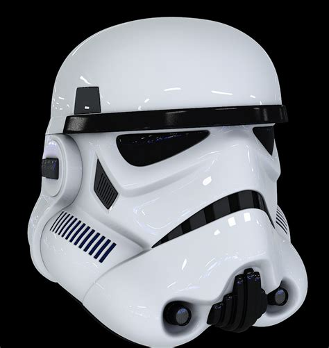 How To Make A Stormtrooper Helmet Out Of Paper - the foundry community forums stormtrooper helmet