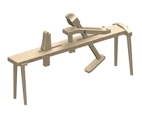 drawing horse bench plans shaving horse plan