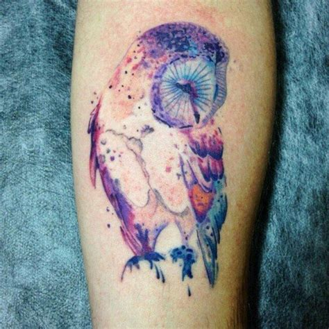 watercolor tattoo victoria 17 best ideas about watercolor owl tattoos on