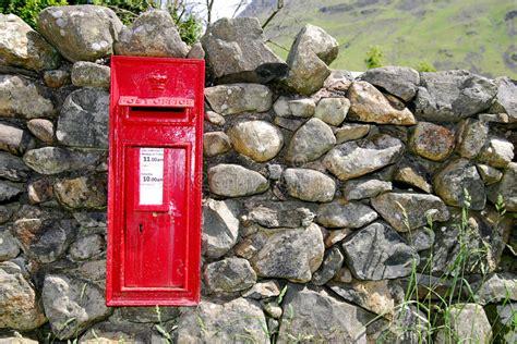 cassetta postale inglese cassetta postale inglese fotografia stock immagine di