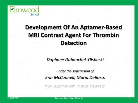 contrast agents for mri experimental methods new developments in nmr books aptamer based mri contrast for thrombin detection