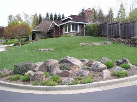 river rocks for landscaping river rock landscaping landscaping