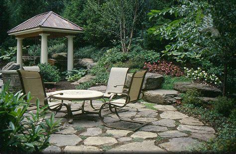 Laying natural stone patio, texas flagstone patio natural