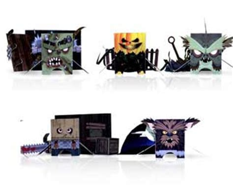 Papercraft Monsters - papercraft monsters related keywords papercraft monsters