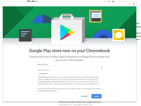 chrome play store more chromebooks get early access to play store here is