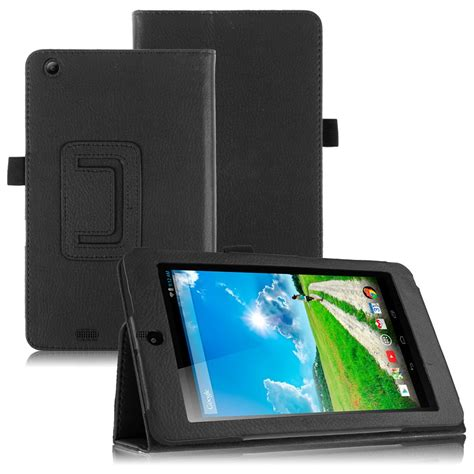 Casing Tablet for acer iconia one 7 b1 730hd 7 inch tablet folio pu