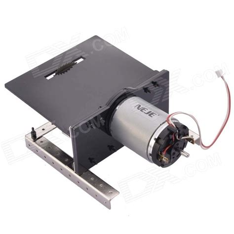 bench saw machine neje sd0003 1 diy mini table saw cutting machine black
