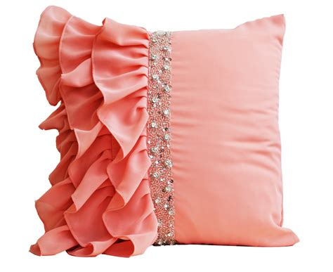 pillows with in them ruffled throw pillow cover ruffle pillow decorative