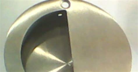 Tutup Kunci Bulat Ring Kunci Pintu Bulat rel pintu geser handle pintu geser bulat