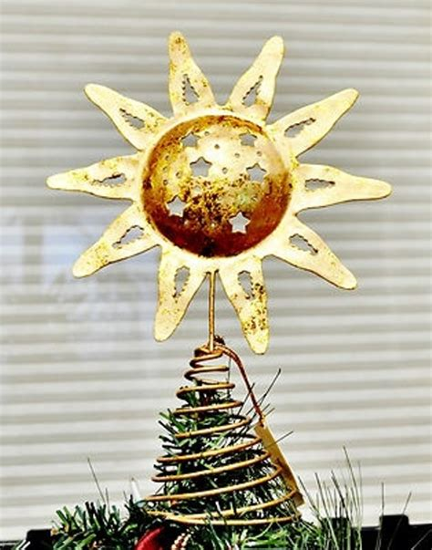 wiccan christmas decorations tree topper 20 whimsy and creative tree toppers interior decorating and home design ideas