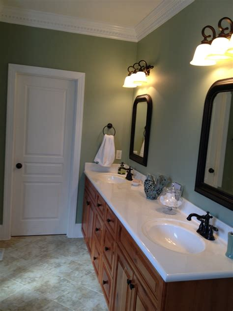 sage green bathroom paint relaxing paint colors for your bathroom kcnp