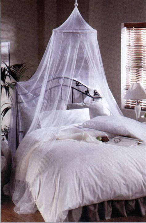 bed canopy for bed nets and canopies