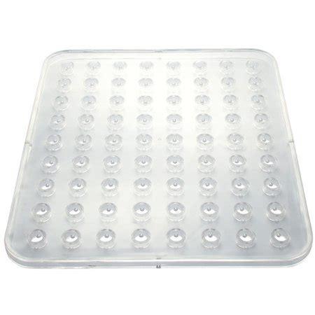 Kitchen Sink Mat by Interdesign Kitchen Sink Protector Mat Regular Clear