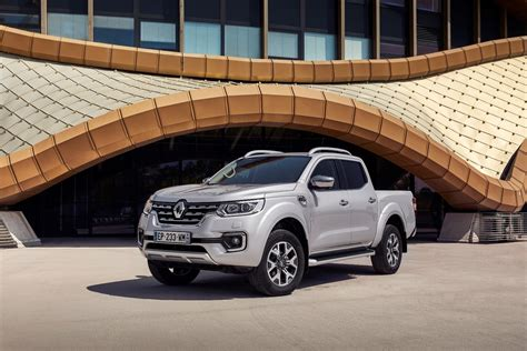 renault alaskan renault alaskan pickup confirmed for europe deliveries