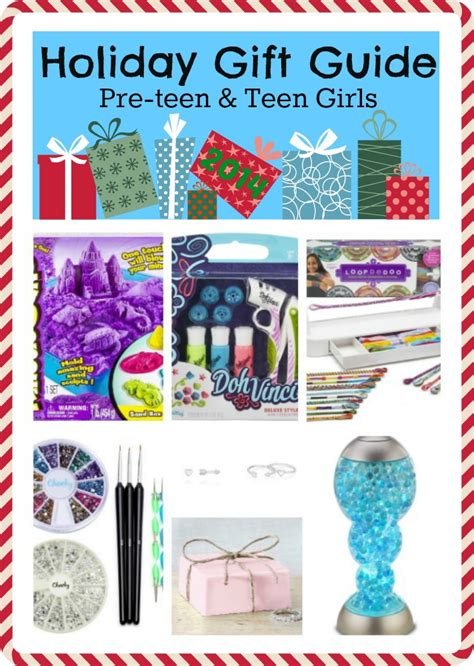 holiday gift guide for pre teen teen girls 2014 my