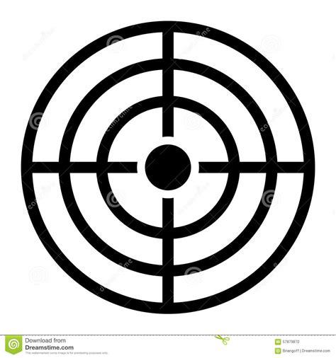 printable crosshair targets target crosshairs related keywords target crosshairs