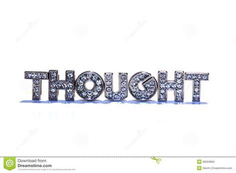 5 Letter Words Notion word thought on white background stock photo image of