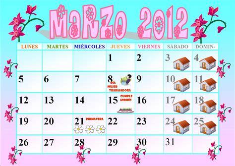 Calendario Marzo 2007 Calendario Marzo