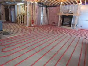 Heated Floor Mats For Basements Ask Rob Radiant In Floor Heating In The Basement